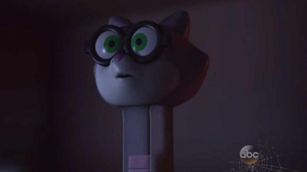 peziscope disney pixar toy story angoisse motel terror