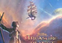planete tresor nouvel univers Disney bande originale soundtrack album treasure planet