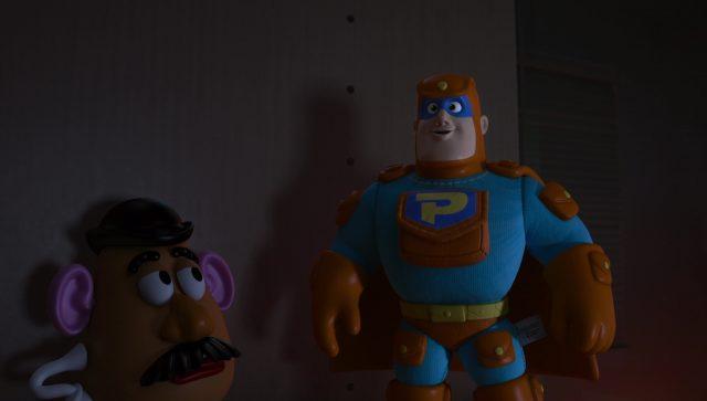 pockeeter pochette personnage character toy story angoisse motel terror disney pixar