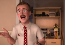 ron thompkins personnage character pixar disney toy story angoisse motel terror