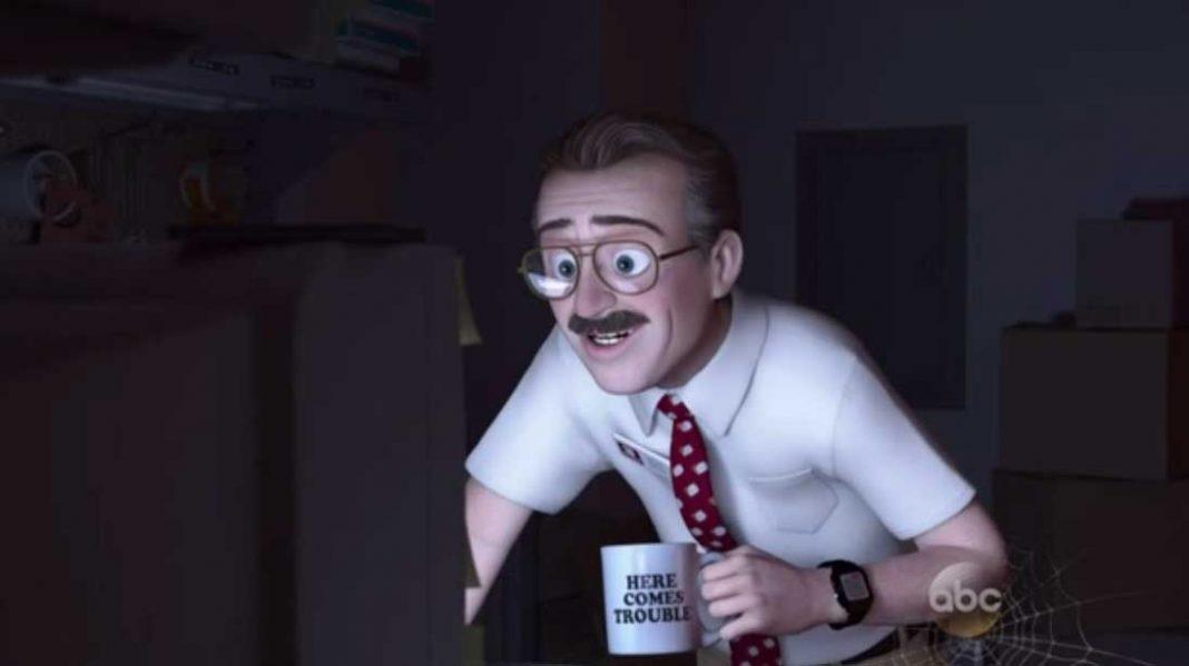 ron tompkins disney pixar toy story angoisse motel terror
