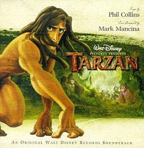 tarzan Disney bande originale soundtrack album