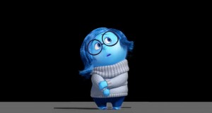 tristesse sadness personnage vice versa character inside out Pixar Disney
