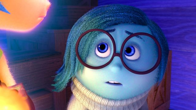 tristesse sadness personnage character vice versa inside out disney pixar