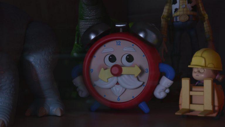 """Vétéran, personnage dans """"Toy Story : Angoisse au motel""""."""