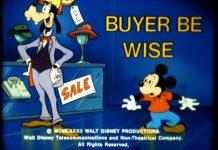 Disney Buyer be wise