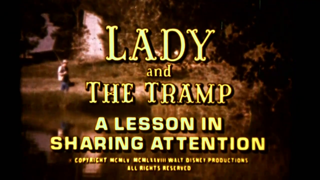 Disney Illustration-Lady-and-The-Tramp-A-Lesson-In-Sharring-Attention-03