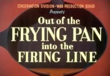 Disney Out of the frying pan into the firing line