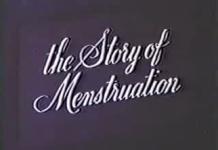 Disney Illustration the Story Of Menstruation