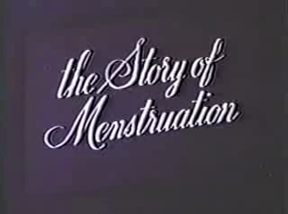 Disney Illustration the Story Of Menstruation