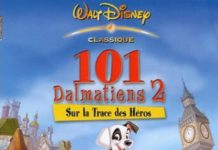 affiche 101 dalmatiens 2 traces heros pastch london adventure