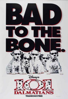 Affiche poster 101 dalmatiens film disney