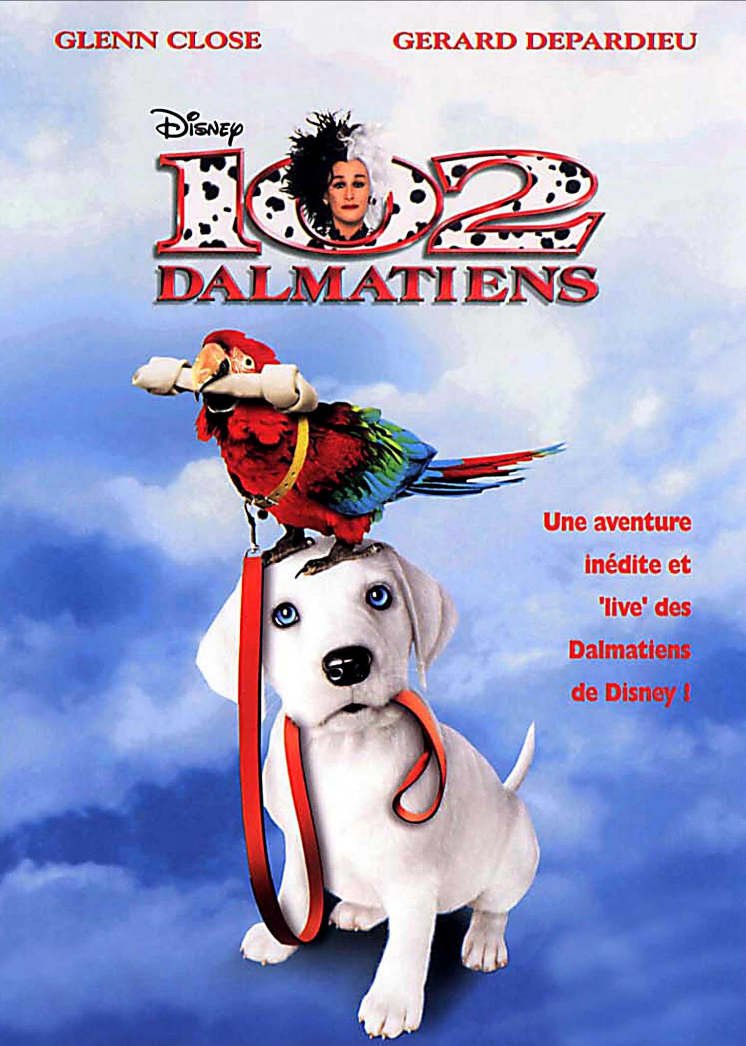 Affiche Poster 102 dalmatiens dalmatians disney