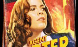 affiche poster agent carter disney marvel