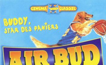 Affiche Poster air bud buddy star paniers disney