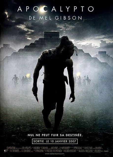 Affiche Poster apocalypto disney touchstone