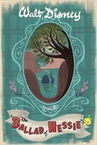Disney Animation affiche-ballade-nessie