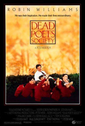 Affiche Poster Le cercle des poètes disparus Dead poets society Disney Touchstone pictures