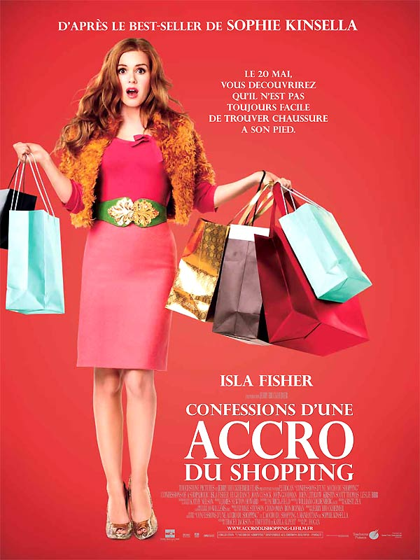 Disney touchstone confessions accro shopping