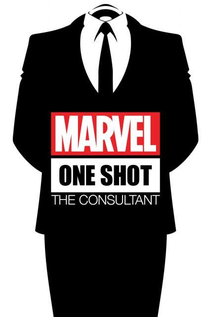 affiche poster consultant disney marvel