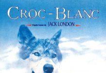 Affiche Poster croc blanc white fang disney