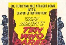 Affiche Poster dix audacieux ten who dared disney