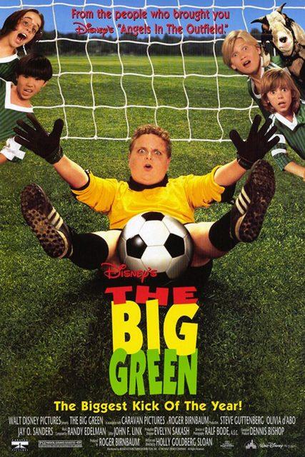 Affiche Poster équipe nases big green disney