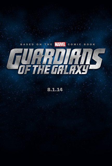 Affiche Poster Gardiens Galaxie guardians Disney Marvel