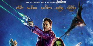 Marvel disney affiche-gardiens-galaxy