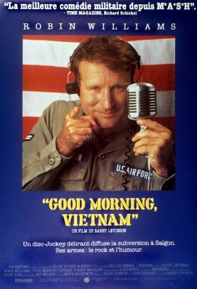 Affiche Poster good morning vietnam disney touchstone