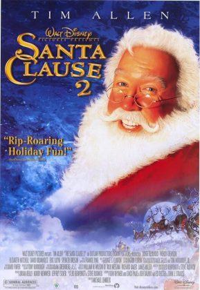 Affiche Poster Hyper Noël santa clause 2 disney