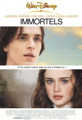 Affiche poster Immortels Tuck everlasting disney
