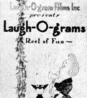 Disney Laugh-O-Grams affiche jack beanstalk
