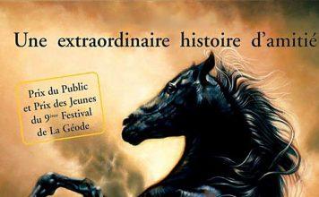 Affiche Poster légende étalon noir young black stallion disney
