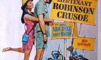 Affiche Poster lieutenant robinson robin crusoe usn disney