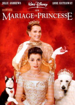 Affiche poster mariage princesse diaries royal engagement disney