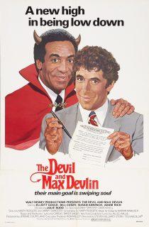 Affiche Poster max diable devlin devil disney