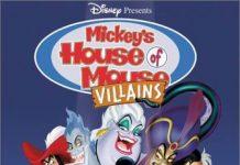 affiche mickey club mechants disney television animation mickey house villains