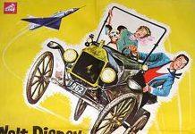 Affiche Poster monte la dssus Absent-Minded Professor disney