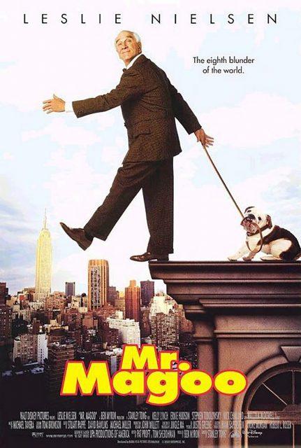 Affiche poster mr magoo disney