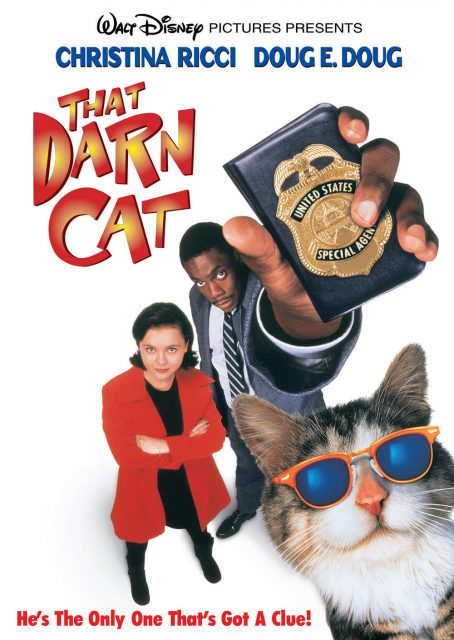 Affiche Poster nouvel espion pattes velours That Darn Cat disney