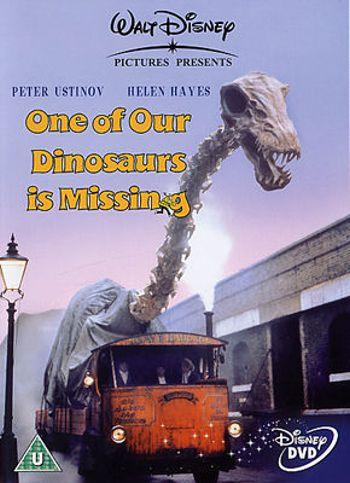 Affiche Poster objectif lotus dinosaur missing disney