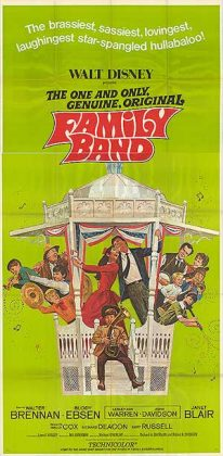 Affiche Poster One Only Genuine, Original Family Band disney