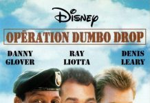 Affiche Poster opération dumbo drop disney