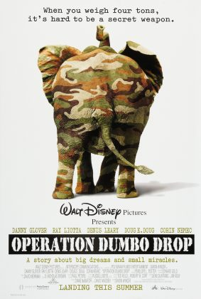 Affiche Poster opération dumbo drop disney