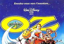 Affiche Poster oz monde extraordinaire return disney
