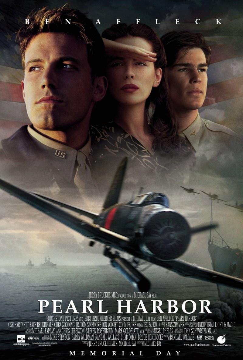 Disney Touchstone affiche-pearl-harbor
