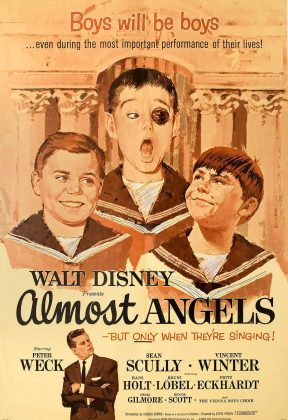 Affiche Poster presque ange almost angels disney
