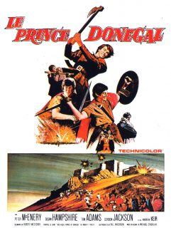 Affiche Poster prince donégal Fighting disney