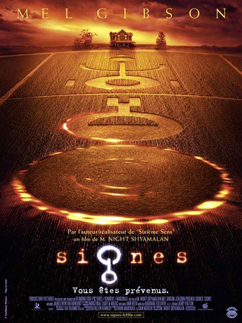 Affiche Poster Signes Disney Touchstone signs